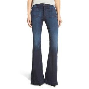 ✨Hudson Taylor High-Waisted Flared Jeans